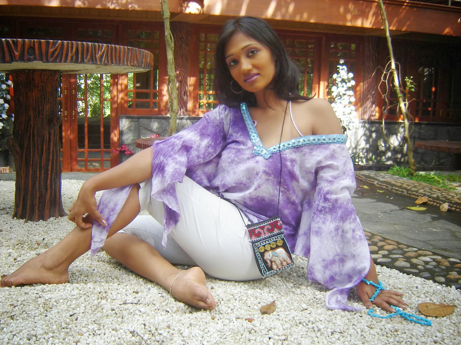 Sri lanka hot girl give me a hot blow job