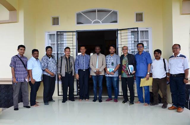 Wawako Pariaman Dr.Genius Umar : Kerjasama Pemko dengan IDB Tunjukan Keseriusan Pemko Memberantas Kemiskinan