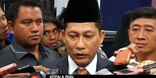 Gawat,, BNN Duga Ada Keterlibatan Pemprov DKI Dalam Peredaran Narkoba di Jakarta