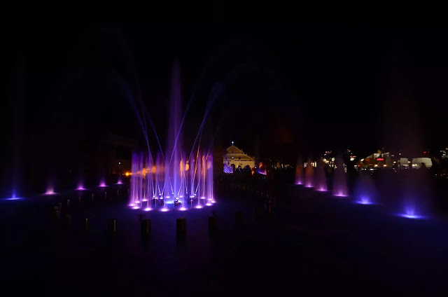 9 Plaza Salcedo Dancing Fountains