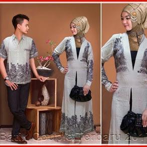 1PTH Baju Couple Murah Model Gamis Umko Murah Bj3001