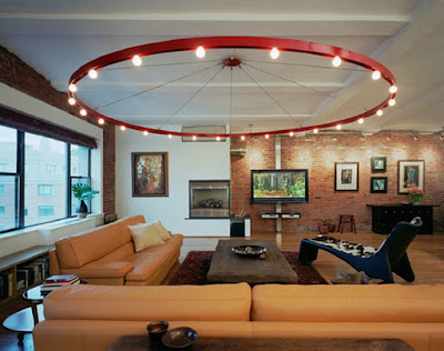 The selection of living room lighting ideas styles and designs 4