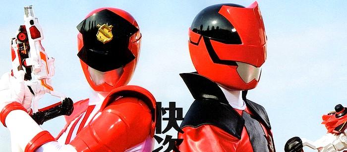 Conheçam Lupinranger VS Patranger!