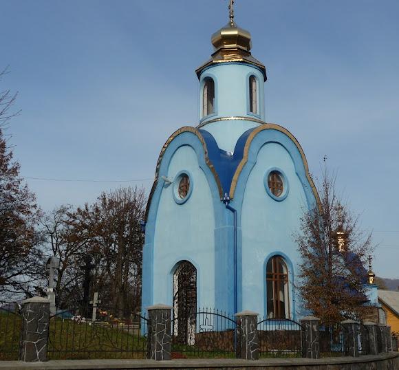 Голубиное. Церковь Успения Пресвятой Богородицы. УПЦ МП
