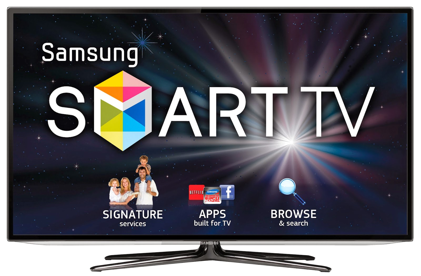 Pantallas 3D Smart TV Samsung