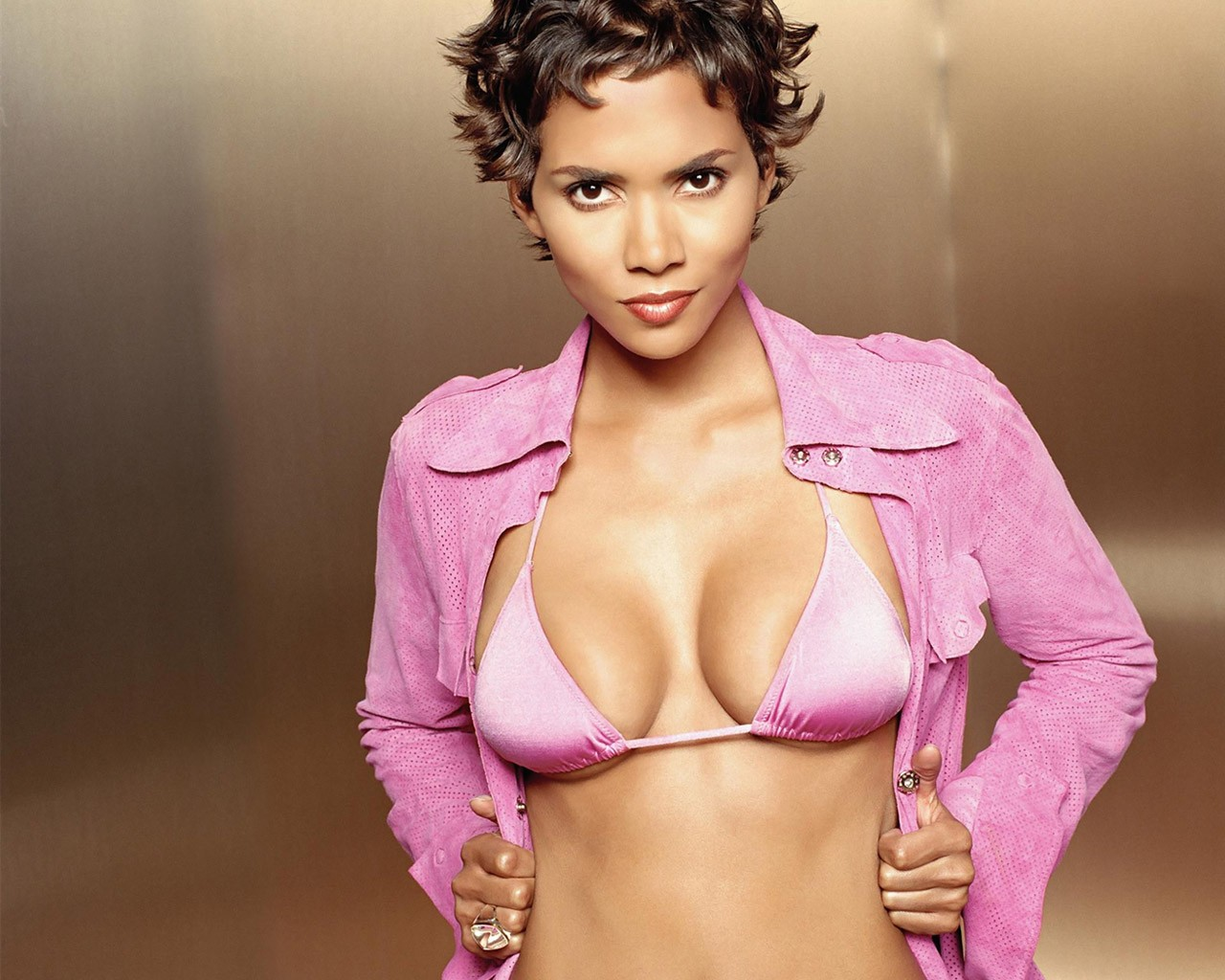 Halle Berry Cute Wallpaper Star 10 Hollywood Actress Halle Berry Sexy Wallpapers