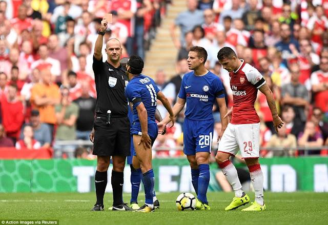 Arsenal đánh bại Chelsea giành Siêu Cúp nước Anh 2