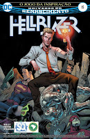 DC Renascimento: Hellblazer #15