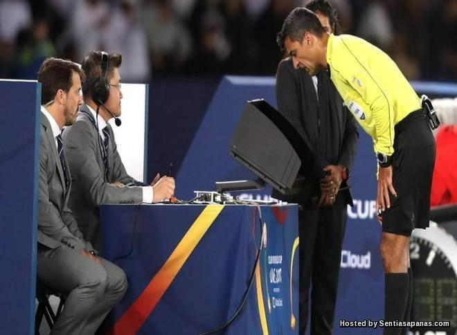 VAR Ragut Keaslian Piala Dunia 2018