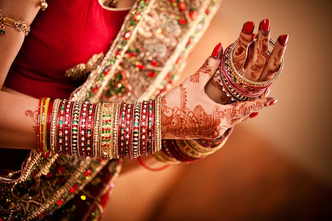 Significance of Wearing Bangles
