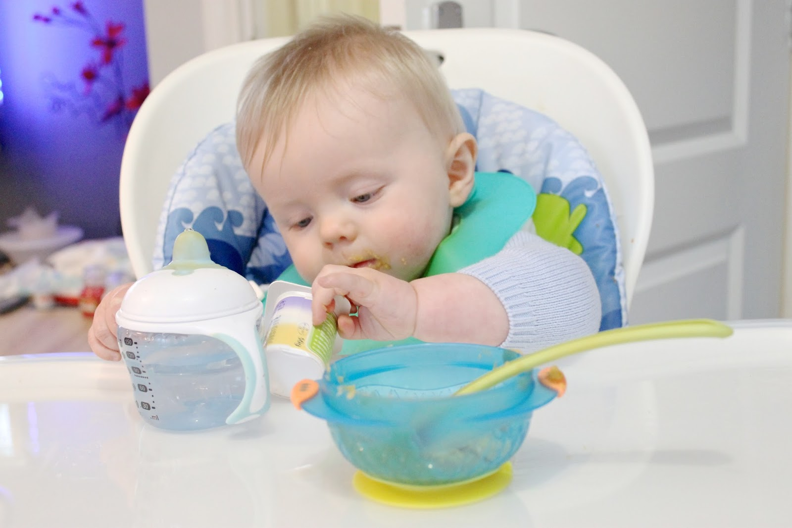 weaning, 6-9 months weaning, vegetarian baby, what to feed a vegetarian baby, vegetarian baby recipe ideas, vegetarian meals for babies