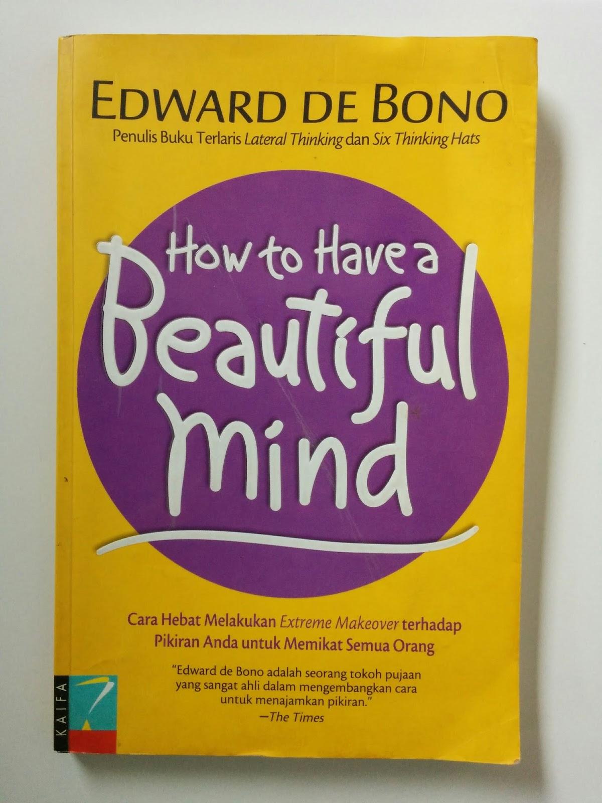 Buku Karya Edward de Bono