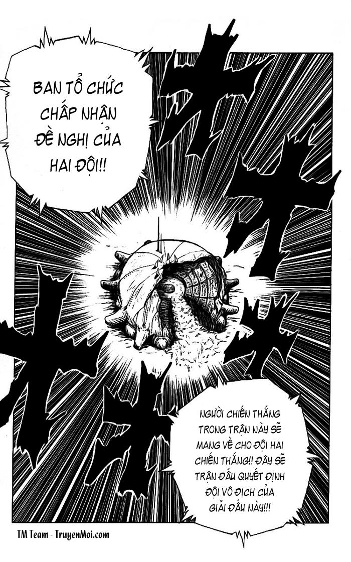 Hành trình của Uduchi chap 102: đề nghị của sakyou trang 11