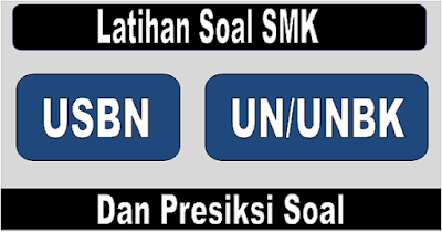 Download Soal UN UNBK SMK Bahasa Inggris 2019 lengkap Kunci Jawaban