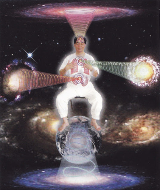 Első kozmikus gyógyító hang: a tüdő hangja