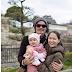 Foto-foto Baby Zia Bercuti di Osaka, Jepun