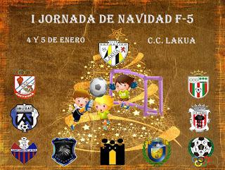 I Jornada Navidad F5