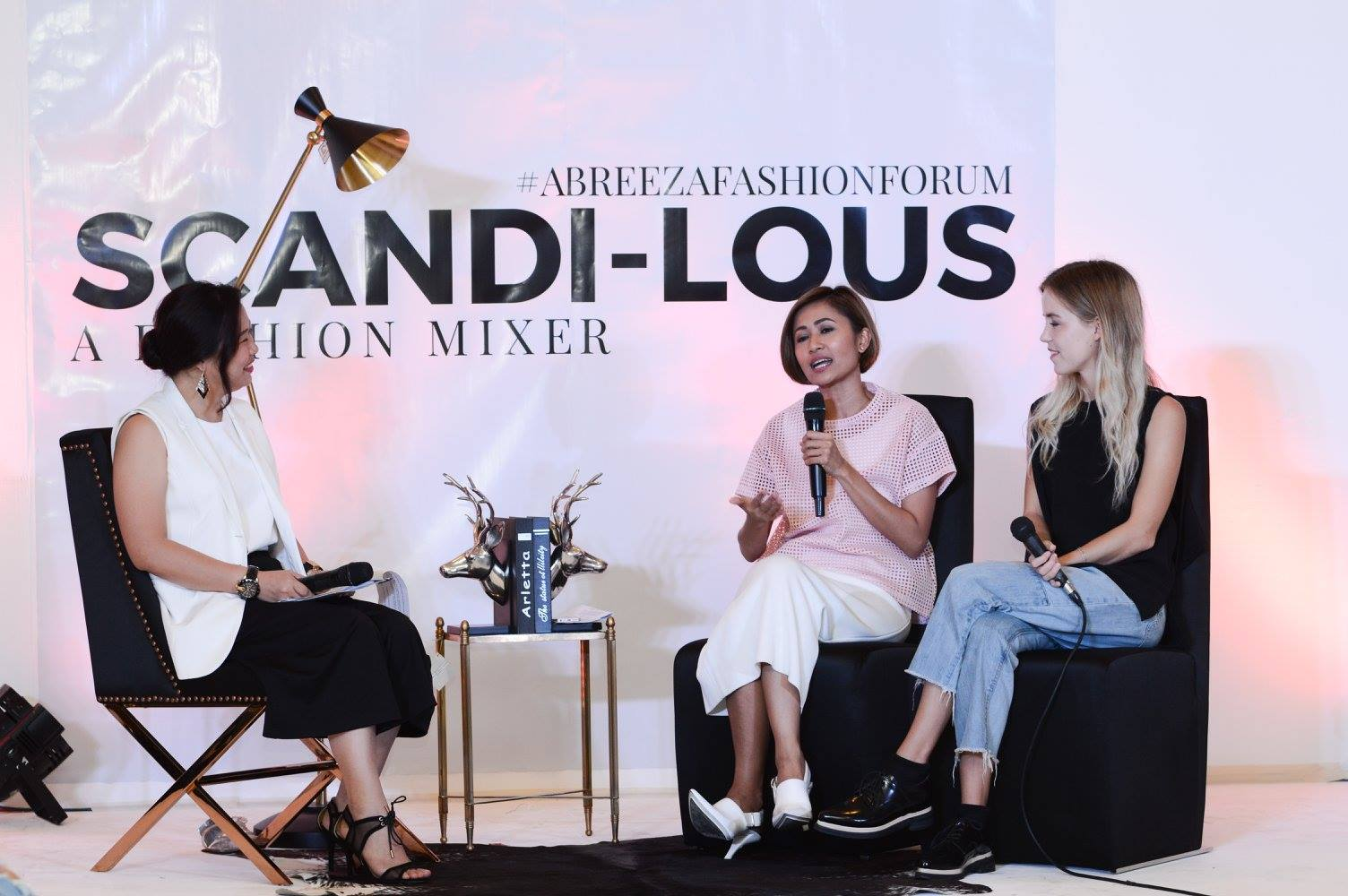 Abreeza Fashion Forum: Scandi-Lous
