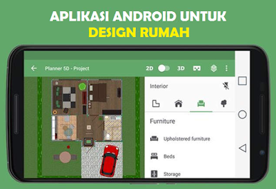 The 5 best applications for home design on Android