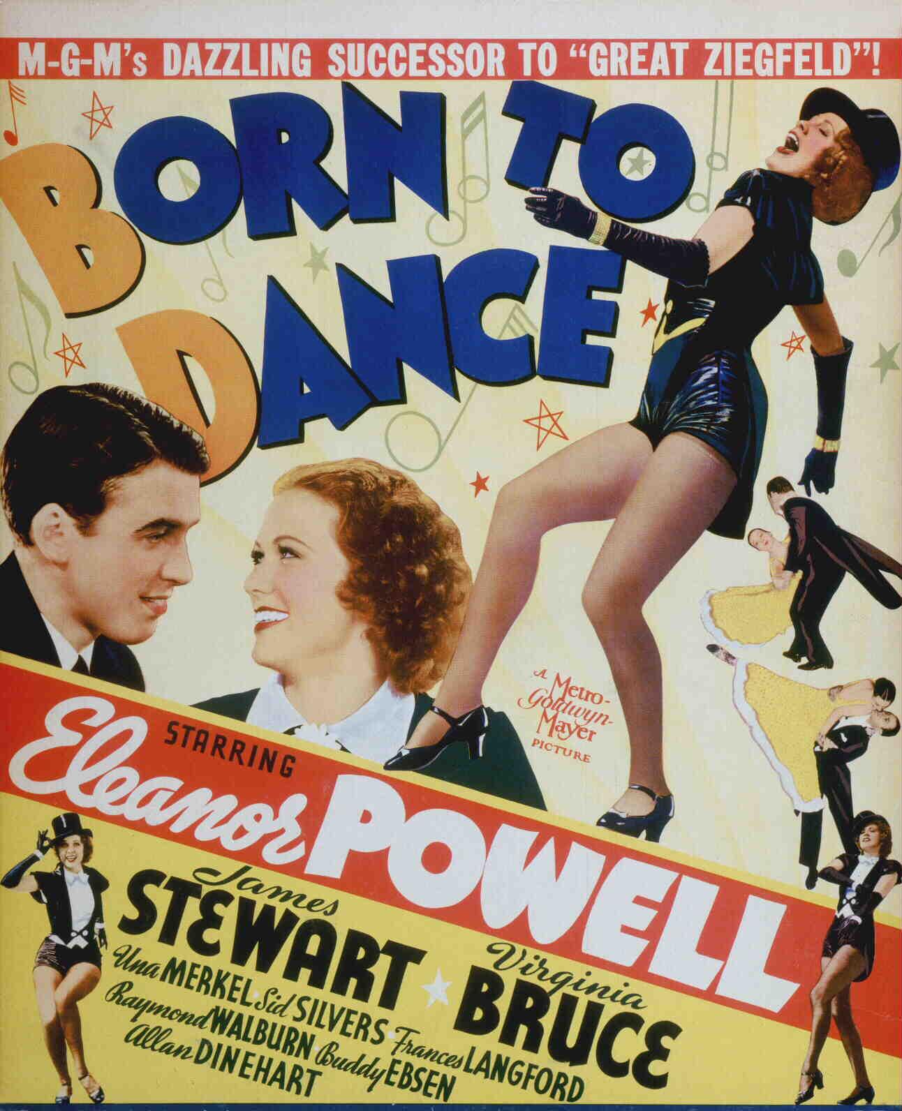 Born To Dance Film