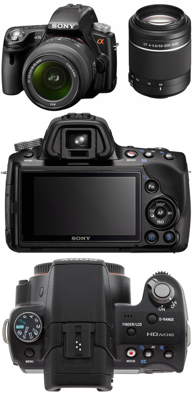 how to recover photos from sony alpha slt a35. Black Bedroom Furniture Sets. Home Design Ideas