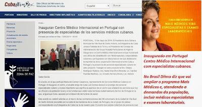 reportagem cubana site cubaminrex