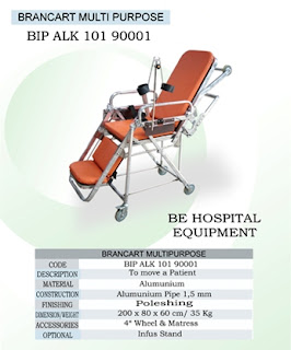 stretcher ambulance