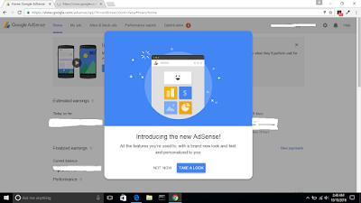 Menbubah Tampilan Terbaru dari Google Adsense Lebih Menarik