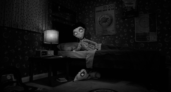 Sasaki Time Review Of Tim Burton S Frankenweenie