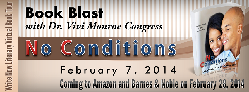 No Conditions Book Blast & Book Giveaway