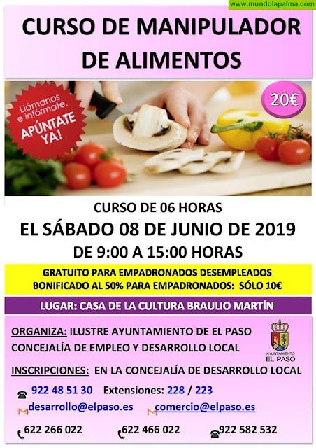 Curso de Manipulador de Alimentos en El Paso