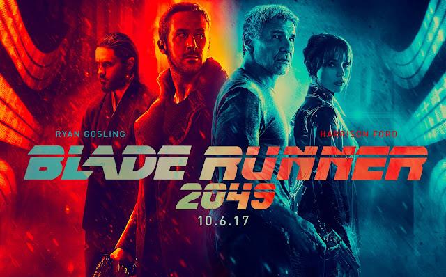 poster oficial blade runner