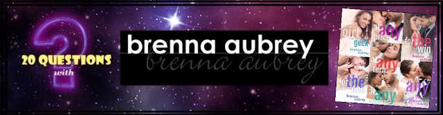 [20 Questions] BRENNA AUBREY  **SPECIAL MASH-UP FEATURE** @BrennaAubrey @Warcraft