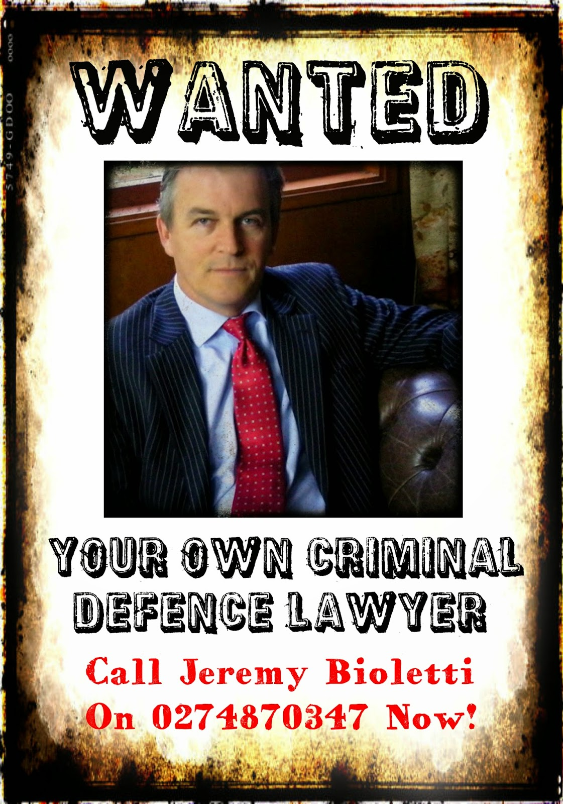 Wanted Your Own Nz Criminal Defence Lawyer