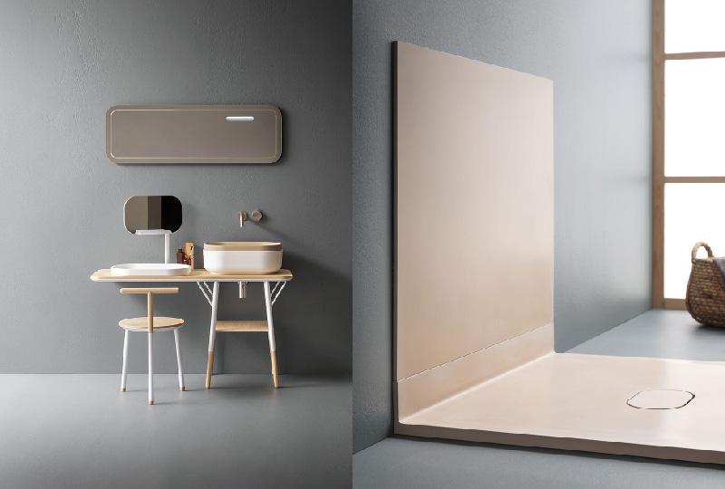 novello mobili bagno. awesome moderne badmbel suspendiert licht ... - Novello Arredo Bagno Prezzi