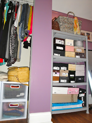 Organizing A Small Closet On A Budget Economy Of Style
