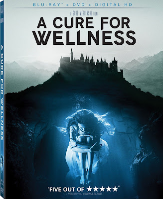 A Cure for Wellness 2016 Dual Audio DD 5.1ch 720p BRRip 1.3Gb ESub