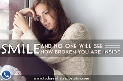 100 Love Breakup Quotes Status for Whatsapp in English