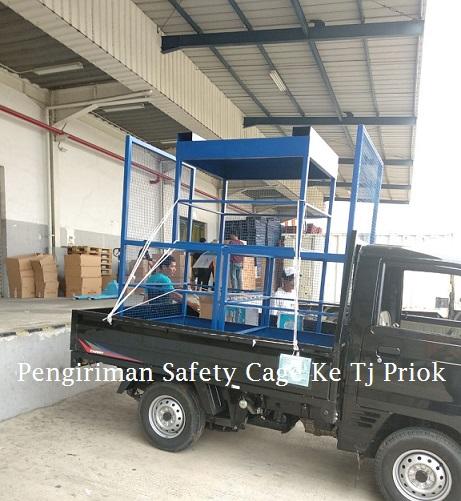 Safety Cage Untuk Forklift