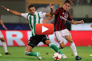 AC Milan vs Real Betis 2h00, 26/10