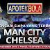 Prediksi Pertandingan - Manchester City vs Chelsea 3 Desember 2016 Liga Premier Inggris