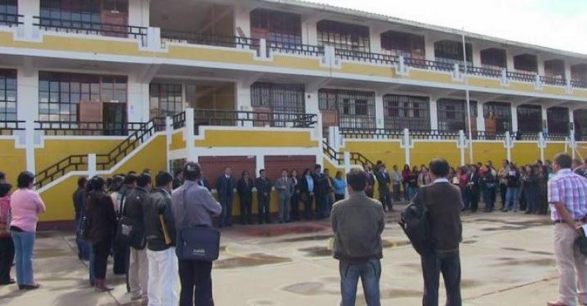 UGEL Cajabamba sancionaría a docentes con títulos falsos de maestría