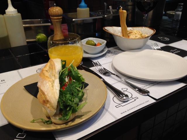 Central Bar, uno de los mejores sitios de Valencia para almorzar