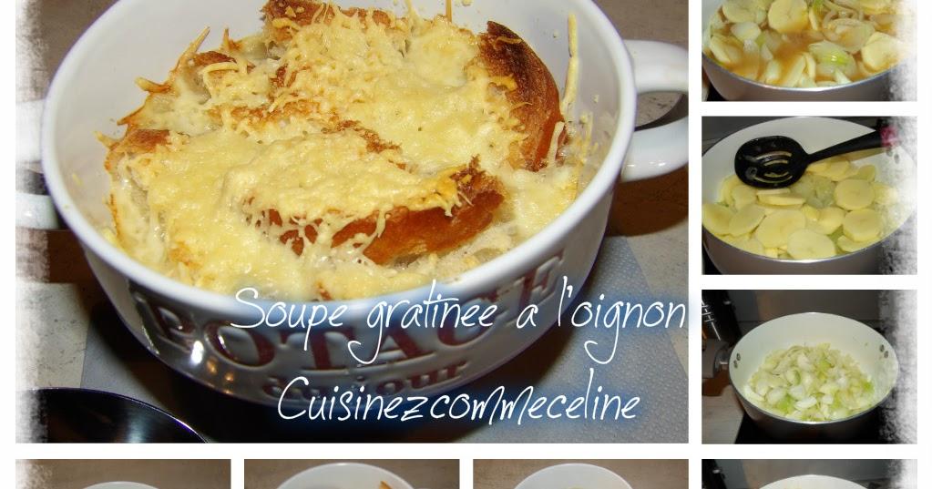 cuisinezcommec lineetpoupette soupe l 39 oignon gratin e. Black Bedroom Furniture Sets. Home Design Ideas