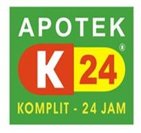 Lowongan Kerja di Apotek K-24 Indonesia, Bulan Juni 2016