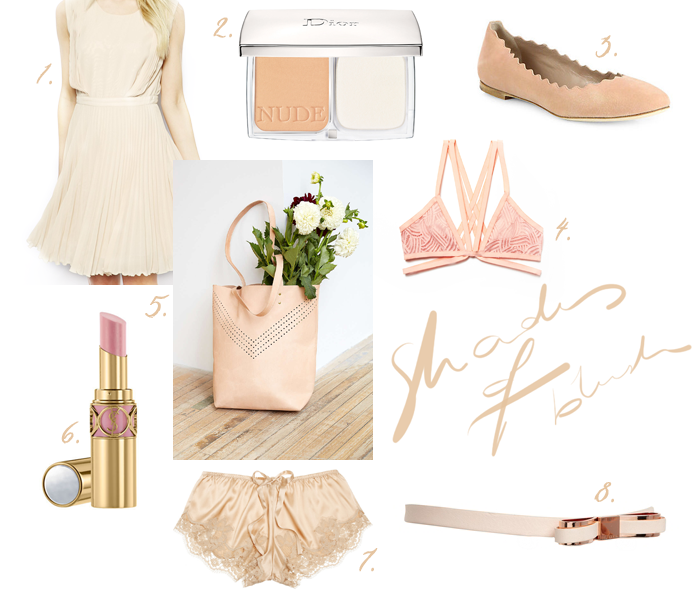 Shades of Blush Denmark Fashion Style Beauty Blog