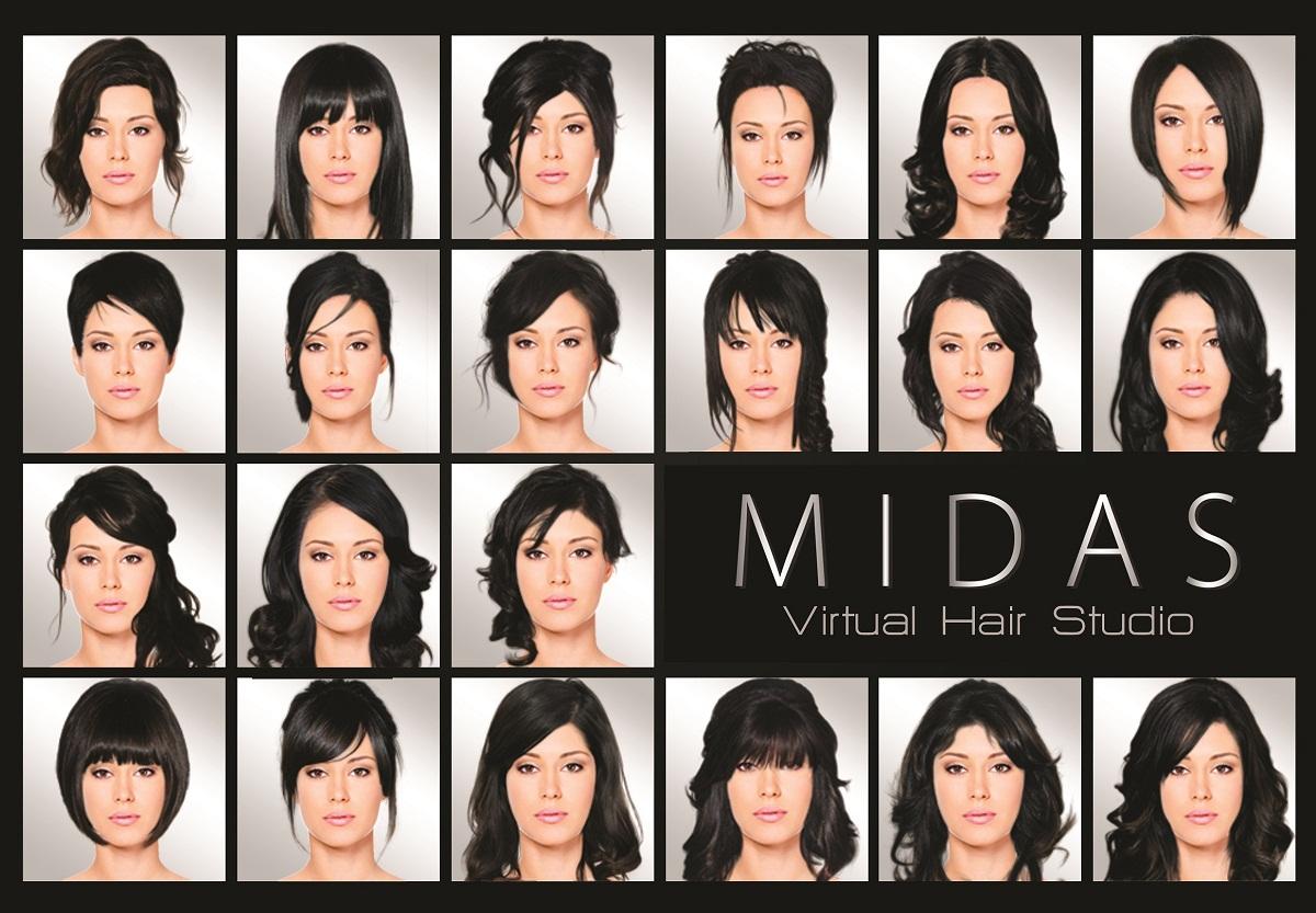 Virtual Hairstyle Generator | Hair