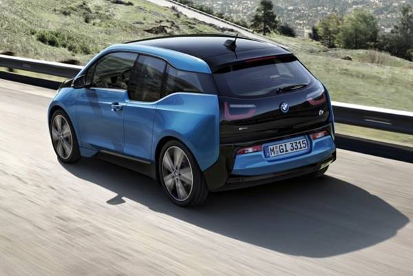 2017 BMW i3 REx 97 Mile Electric Range