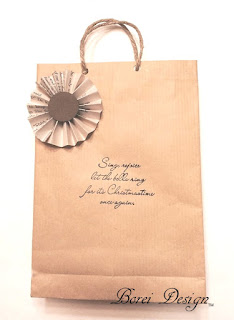 Craft Tutorials: How to diy your own inexpensive recycled gift bags.