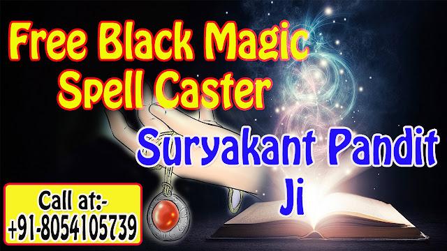 Free Black Magic Spell